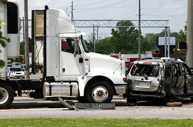 West Covina semi truck accident attorney