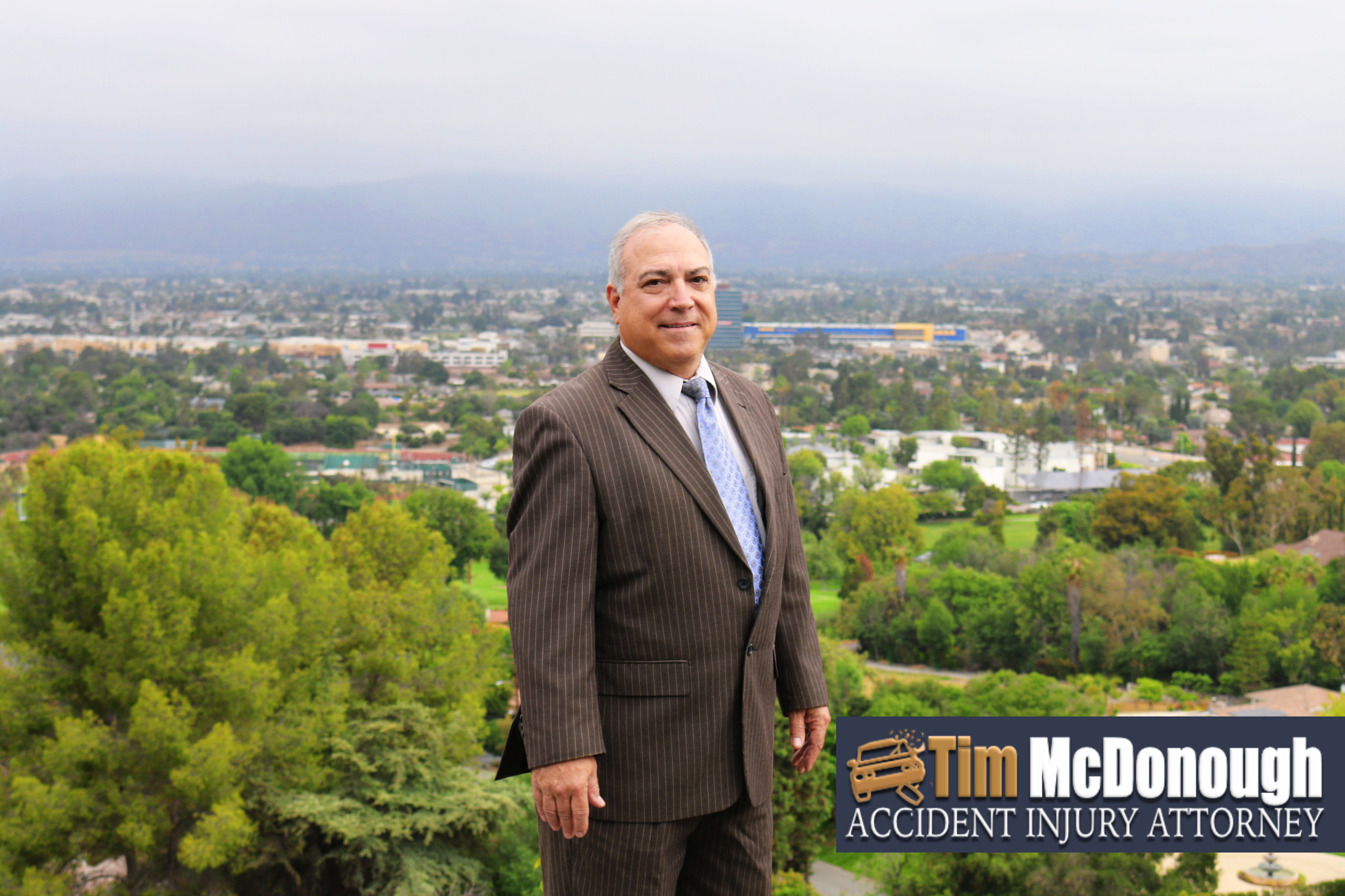 Covina Accident Injury Attorney - Accident Attorney Tim McDonough